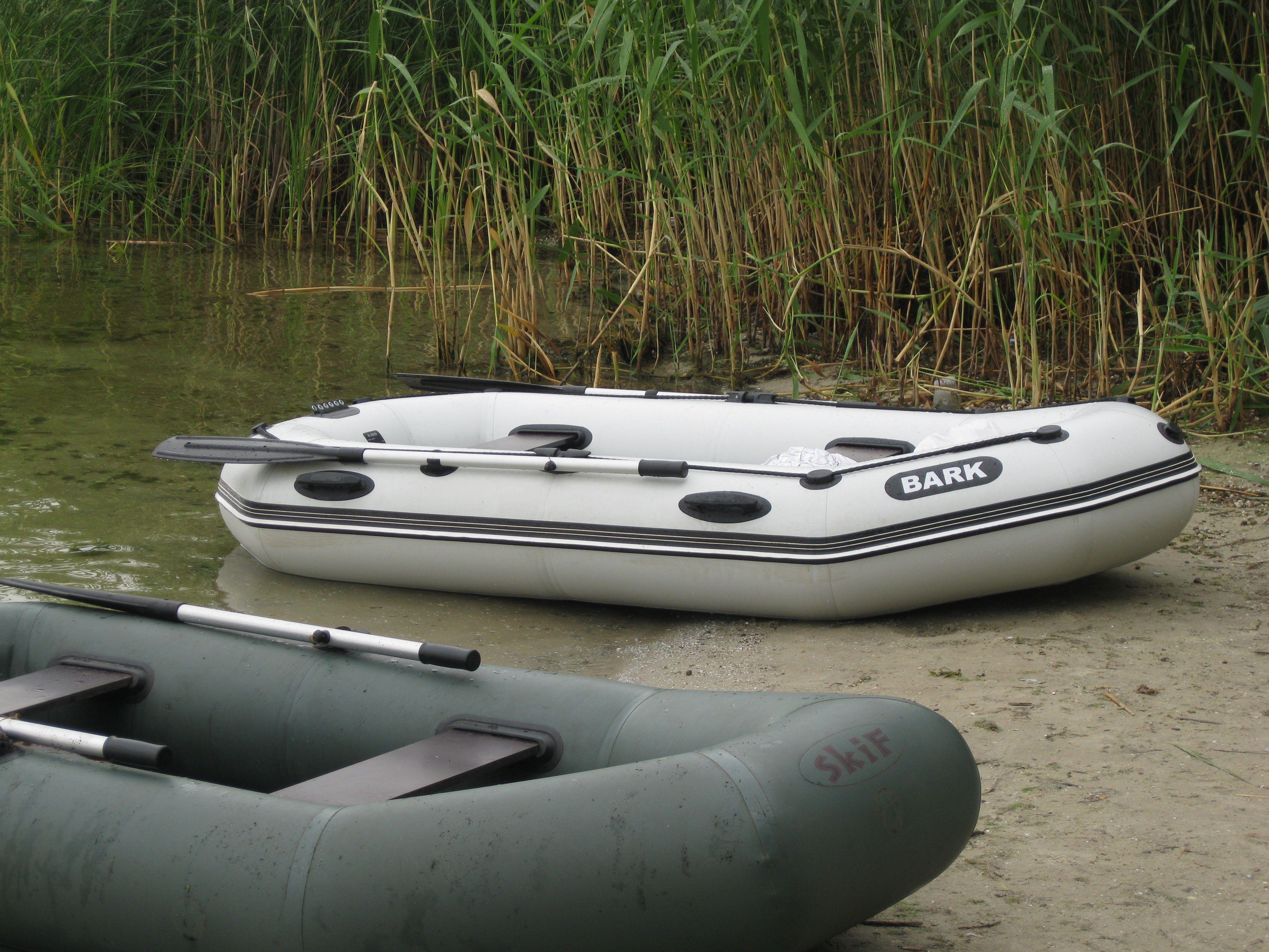 bark лодки